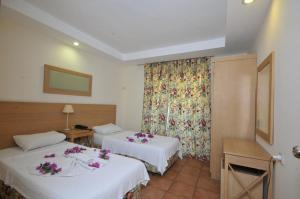 Greenpark Apartments, Apartmánové hotely  Marmaris - big - 38