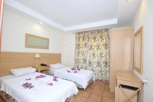 Greenpark Apartments, Apartmánové hotely  Marmaris - big - 37