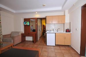 Greenpark Apartments, Apartmánové hotely  Marmaris - big - 32