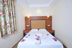Greenpark Apartments, Apartmánové hotely  Marmaris - big - 60