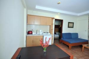 Greenpark Apartments, Apartmánové hotely  Marmaris - big - 53
