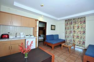 Greenpark Apartments, Apartmánové hotely  Marmaris - big - 52