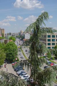 Danvisual Apartment 4, Appartamenti  Novi Sad - big - 5