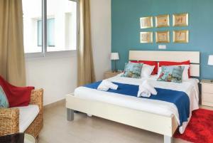 Villa Georgiou, Vily  Coral Bay - big - 18