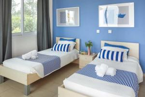 Villa Georgiou, Vily  Coral Bay - big - 21