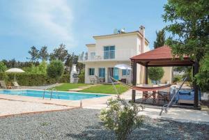 Villa Georgiou, Vily  Coral Bay - big - 23