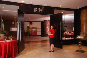 Berjaya Waterfront Hotel, Szállodák  Johor Bahru - big - 10