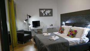 B&B Fusorario, Bed & Breakfasts  Catania - big - 32
