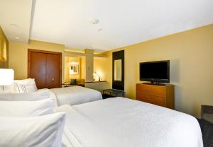 Fairfield Inn & Suites Tampa Fairgrounds/Casino, Hotely  Tampa - big - 15