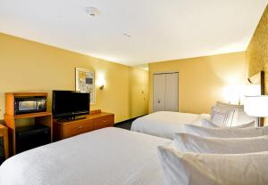Fairfield Inn & Suites Tampa Fairgrounds/Casino, Hotely  Tampa - big - 12