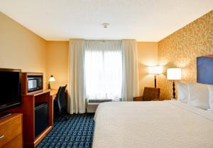 Fairfield Inn & Suites Tampa Fairgrounds/Casino, Hotely  Tampa - big - 11