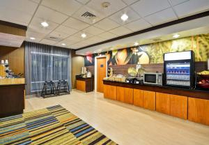 Fairfield Inn & Suites Tampa Fairgrounds/Casino, Hotely  Tampa - big - 27