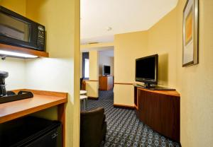 Fairfield Inn & Suites Tampa Fairgrounds/Casino, Hotely  Tampa - big - 9