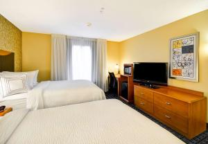 Fairfield Inn & Suites Tampa Fairgrounds/Casino, Hotely  Tampa - big - 7