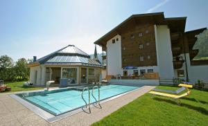 Hotel Simmerlwirt, Szállodák  Niederau - big - 27