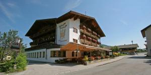 Hotel Simmerlwirt, Szállodák  Niederau - big - 28