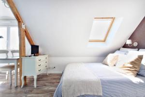 Les Gîtes d'Emilie, Apartments  Melesse - big - 7