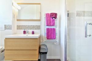 Les Gîtes d'Emilie, Apartments  Melesse - big - 5