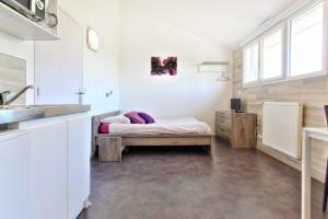 Les Gîtes d'Emilie, Apartments  Melesse - big - 4