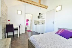 Les Gîtes d'Emilie, Apartments  Melesse - big - 30