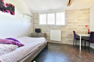 Les Gîtes d'Emilie, Apartmány  Melesse - big - 29
