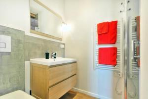 Les Gîtes d'Emilie, Apartments  Melesse - big - 28