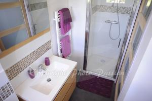 Les Gîtes d'Emilie, Apartments  Melesse - big - 12