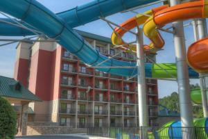 Country Cascades Waterpark Resort, Hotely  Pigeon Forge - big - 41