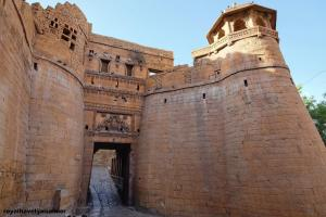 Hotel Royal Haveli, Hotely  Jaisalmer - big - 95