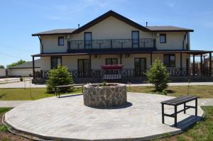 Hotel Villa, Hotel  Volzhskiy - big - 63