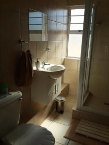 Dobbeltværelse med eget badeværelse