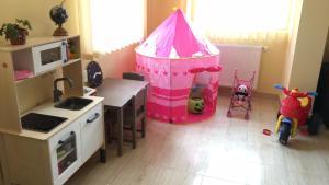 Pensiunea Casa Diaspora, Отели типа «постель и завтрак»  Тыргу-Жиу - big - 53