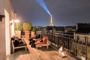 Hotel Marignan Champs-Elysées, Отели  Париж - big - 26