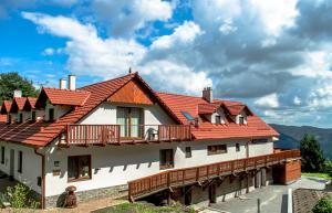 3 hviezdičkový hotel Wellness chata Jana Lopeník Česko