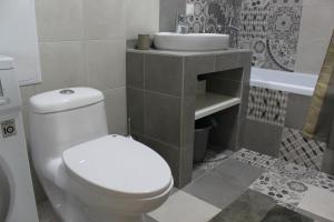Karamel, Apartments  Sochi - big - 71