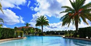 Oakwater Resort Three Bedroom Apartment K27, Appartamenti  Orlando - big - 13