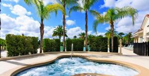 Oakwater Resort Three Bedroom Apartment K27, Appartamenti  Orlando - big - 14