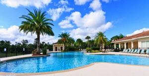Oakwater Resort Three Bedroom Apartment K27, Appartamenti  Orlando - big - 15