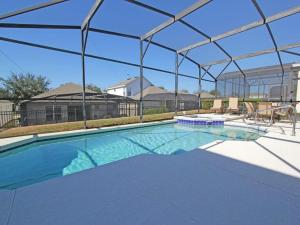 Windsor Palms Four Bedroom House with Private Pool 3FS, Dovolenkové domy  Kissimmee - big - 16