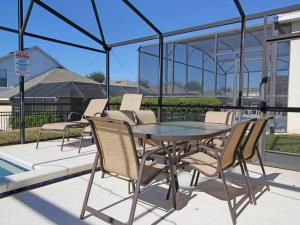 Windsor Palms Four Bedroom House with Private Pool 3FS, Dovolenkové domy  Kissimmee - big - 14