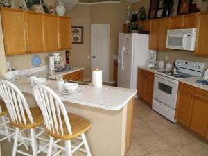 Windsor Palms Five Bedroom House with Private Pool D3G, Holiday homes  Kissimmee - big - 3