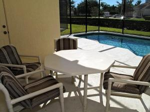 Windsor Palms Four Bedroom House with Private Pool 8FE, Dovolenkové domy  Kissimmee - big - 23