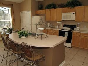Windsor Palms Four Bedroom House with Private Pool 8FE, Vily  Kissimmee - big - 8