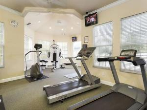 Windsor Palms Four Bedroom Pool House D9L, Villák  Kissimmee - big - 4