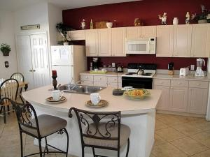 Windsor Palms Four Bedroom Pool House D9L, Villák  Kissimmee - big - 14