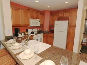 Reunion Resort Three Bedroom Apartment D2Q, Appartamenti  Kissimmee - big - 8