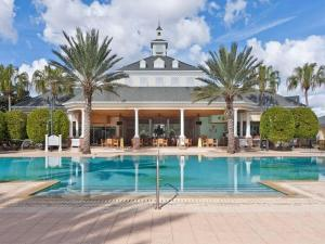 Reunion Resort Three Bedroom Apartment D2Q, Appartamenti  Kissimmee - big - 14