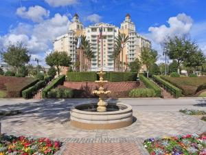 Reunion Resort Three Bedroom Apartment D2Q, Appartamenti  Kissimmee - big - 3