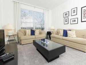 Windsor Palms Two Bedroom Apartment S5G, Nyaralók  Kissimmee - big - 18