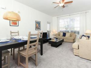 Windsor Palms Two Bedroom Apartment S5G, Nyaralók  Kissimmee - big - 16